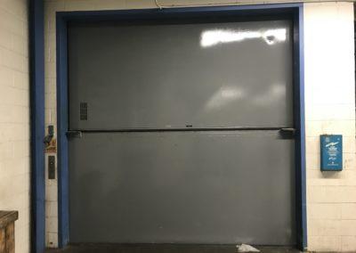 Exterior doors - first floor - Vanguard